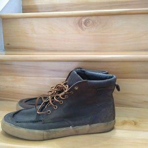 Polo Ralph Lauren brown men's shoes size 13